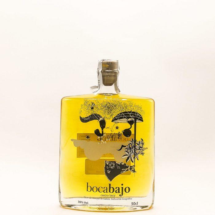 licor Bocabajo hierbas