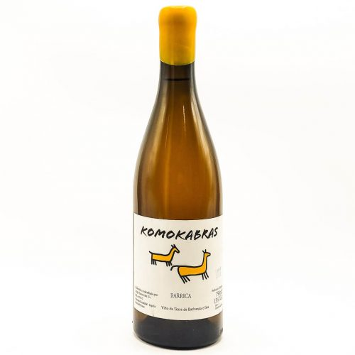 vino Komokabras amarillo