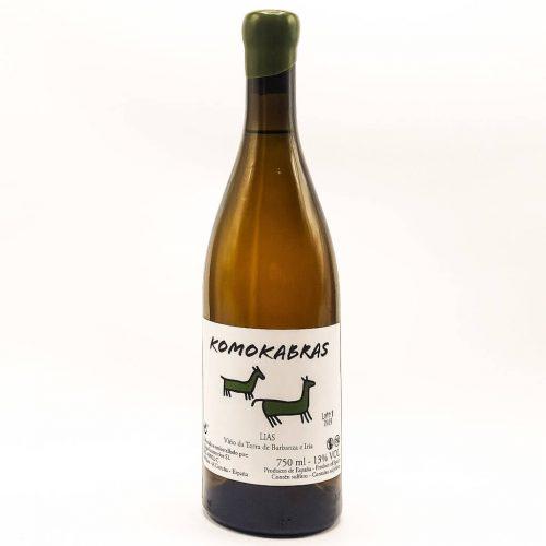 vino Komokabras verde