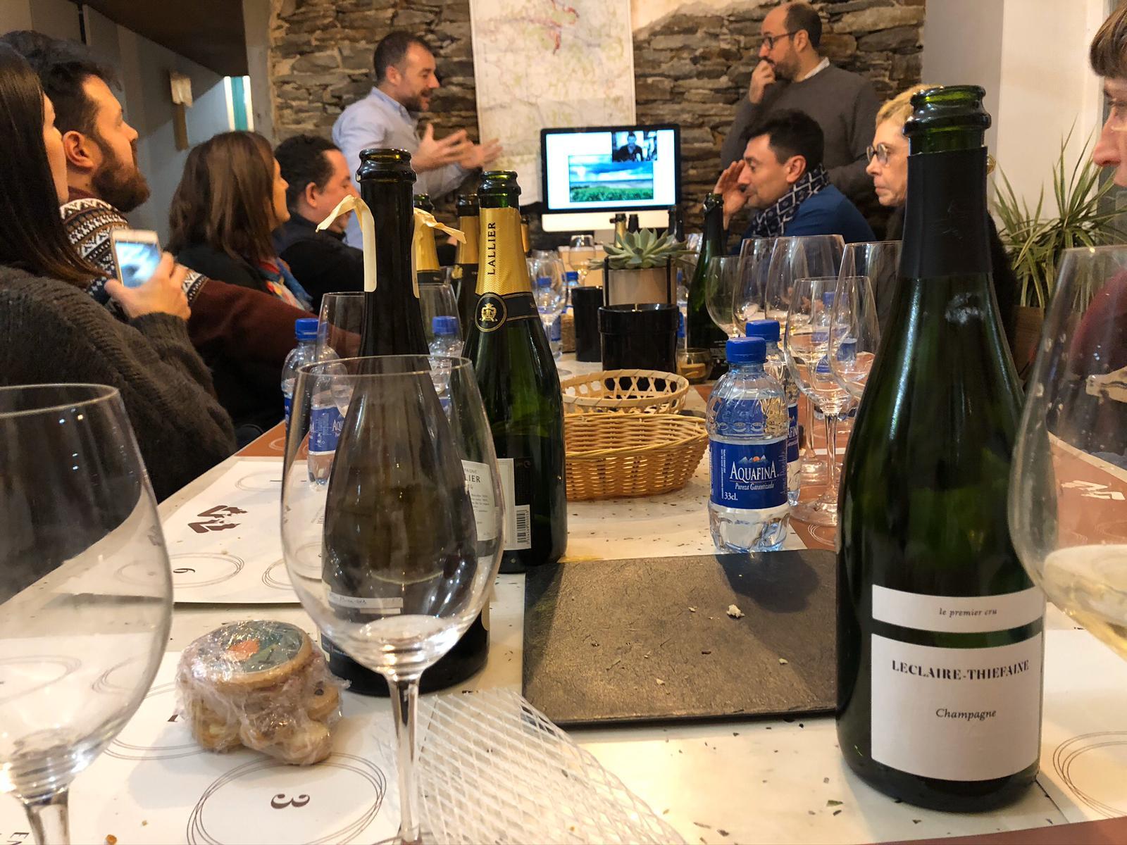 regalo cata de vinos galicia