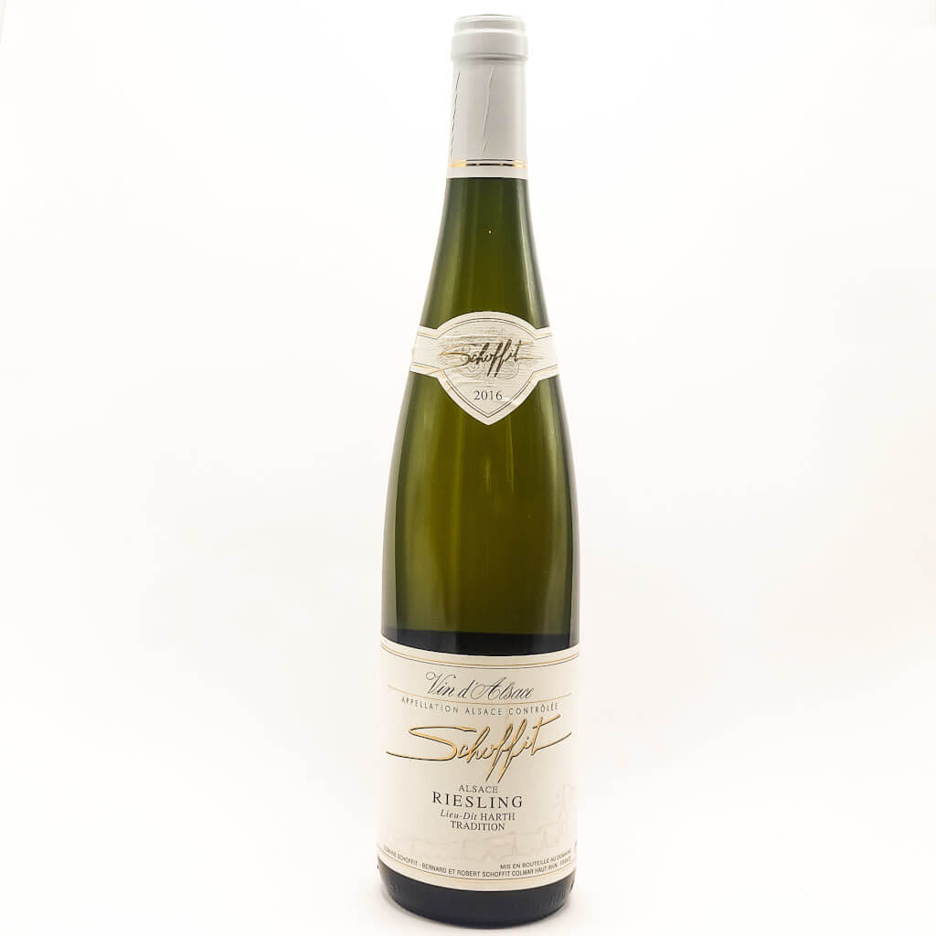 vino Schoffit Riesling Sec Tradition