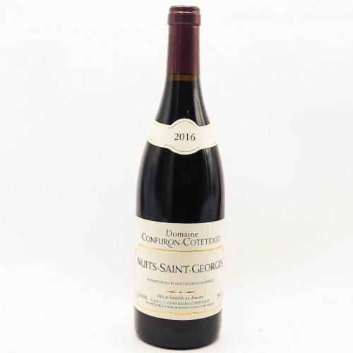 vino Confuron Nuits ST Georges 1er cru vigne ronde, 2016