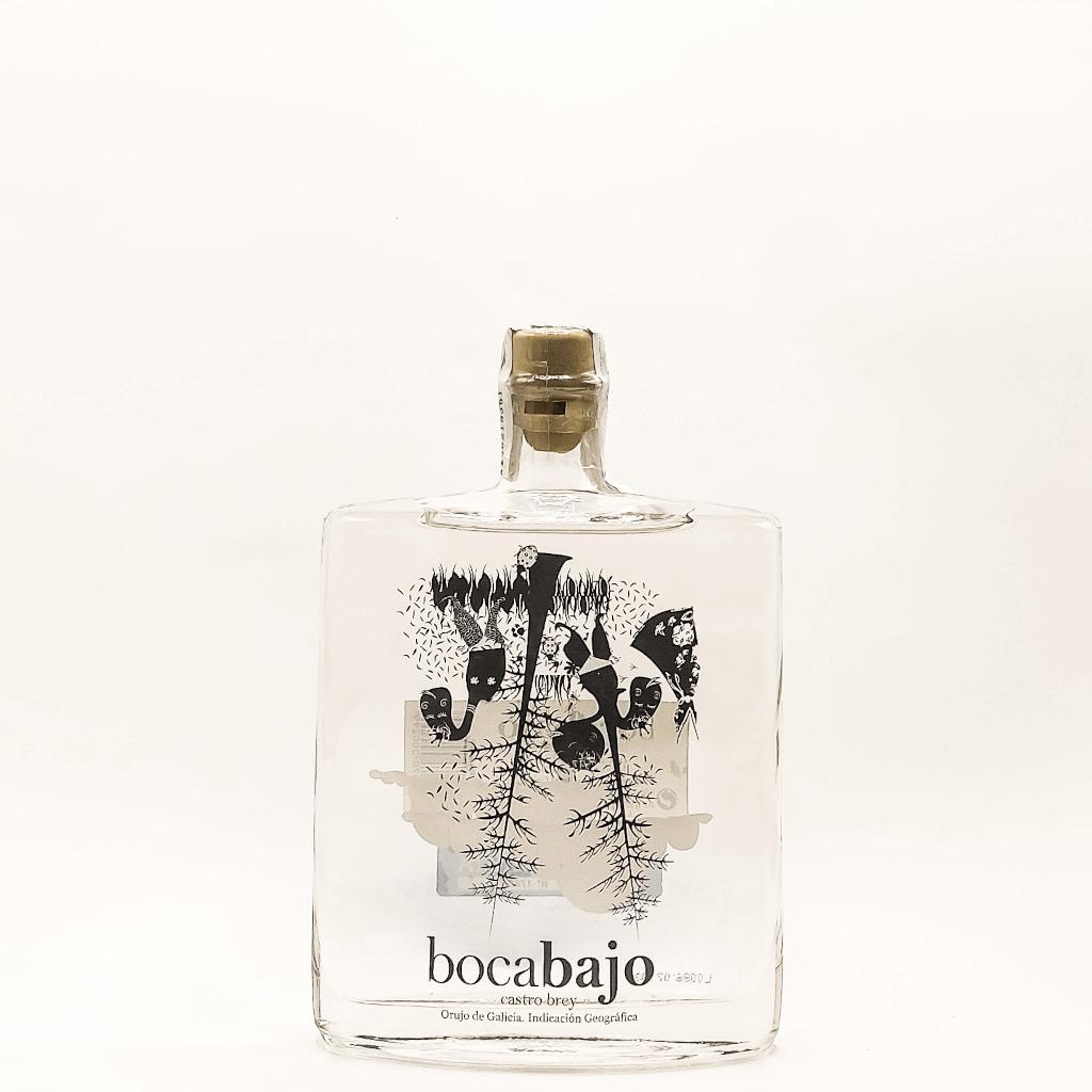 licor Bocabajo orujo