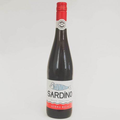 vermut rojo Sardino